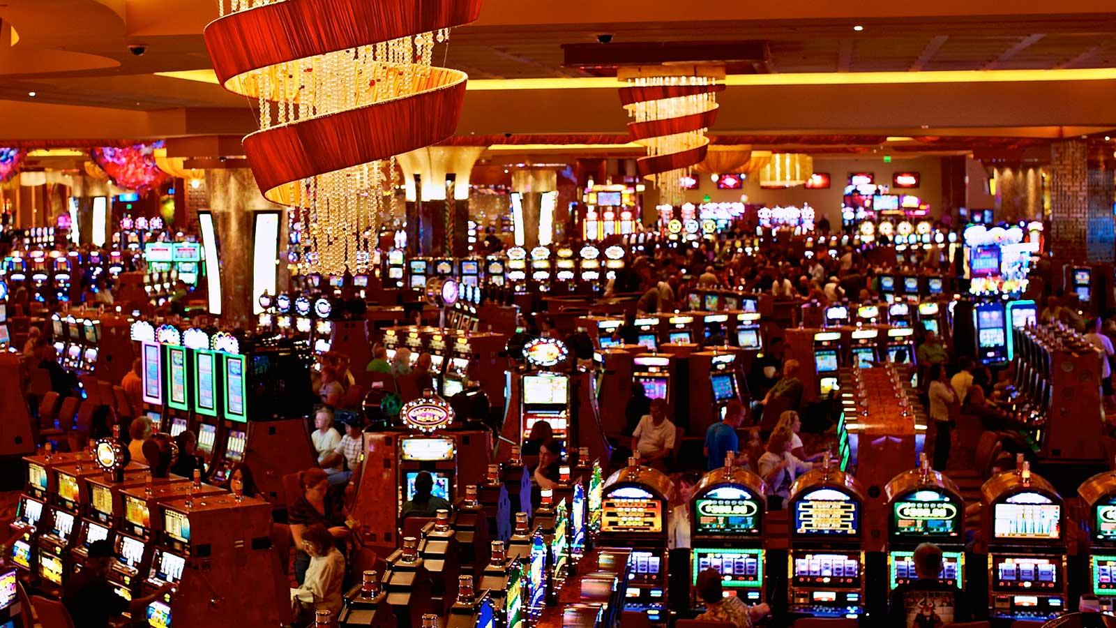 Machine à sous flash, l'atout des casinos web