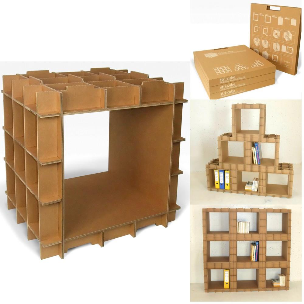 Image De Meuble En Carton comment fabriquer un meuble en carton ?