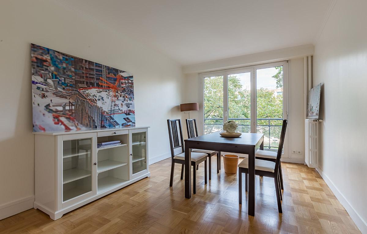 Poser des questions sur un appartement en location à Montpellier
