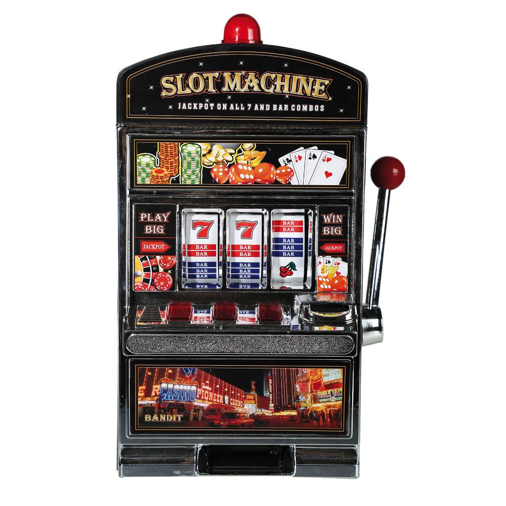 Machines a sous : une porte d'entrée sur les casinos en ligne